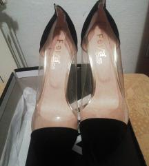 Perla cipele na petu