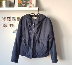 Pull&Bear tamnoplava jaknica