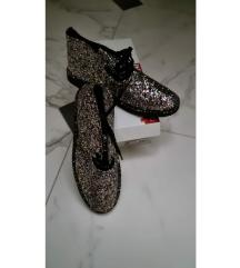 Šljokaste cipele - NOVO