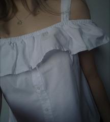 Bijela bluza, pt u cijeni