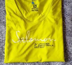 Salomon žuta majica za trening / trčanje