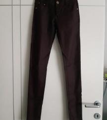 NOVO bordo kožne hlače