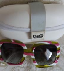 DOLCE & GABBANA ORGINAL Sunčane naočale