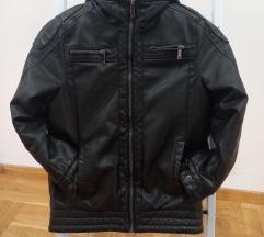 Kožna  jakna za dečke