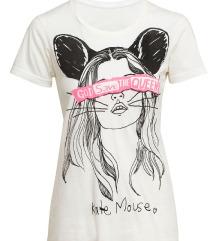 Kate Mouse dizajnerska majica