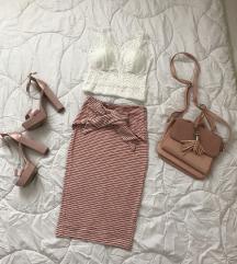 Lot suknja majica