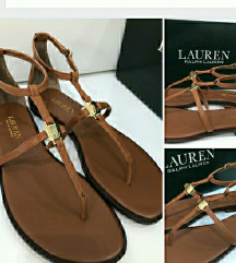 NOVO! Ralph Lauren sandale