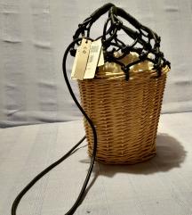 MNG pletena torbica