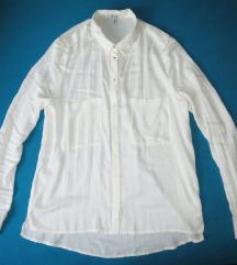 Bijela bluza Bershka