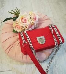 Crvena torbica / nova
