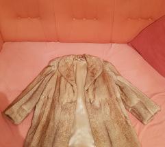 Ženska bunda Tref skin - prava koža