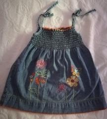 OshKosh jeans haljinica