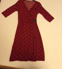Preklopna haljina