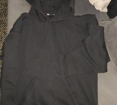 Zara oversize hoodie duksa s/M