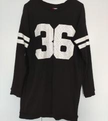 H&M oversized sportska tunika