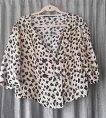 Bershka leopard bluza- Pt uključena