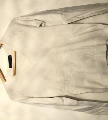 Zara basic bijela vestica😍 BESPLATNA PT