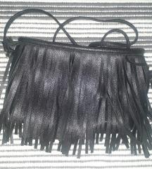 kozna torbica s resama