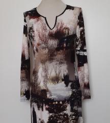 22 one of..exclusive haljina s printom