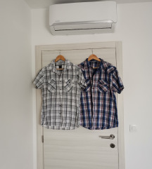 Lot muške košulje L
