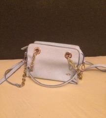 Plava ljetna torbica