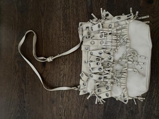 Torbica bijela
