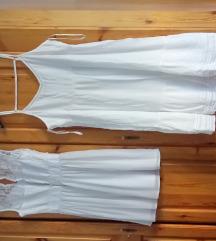 Bijela haljina vel 44 46