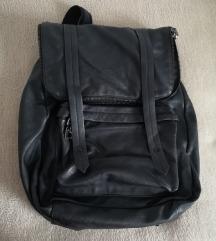 Pull&Bear veliki crni ruksak