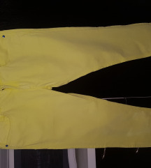 Žute FSBN muške hlače