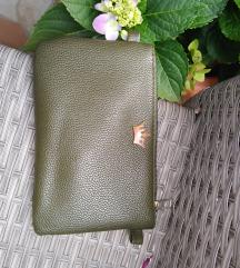 Armin zelena torbica