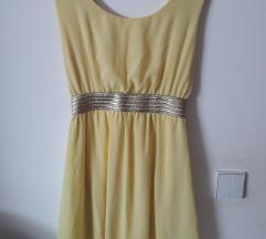 Žuta haljina*