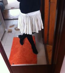 MANGO suknja na preklop vel 38