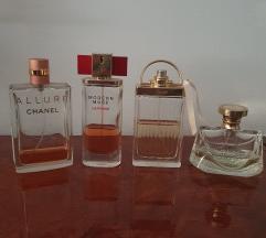Lot original parfema!