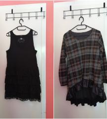 2 haljine / tunike M-XL
