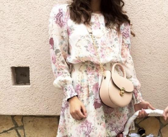 Cvijetna haljina xs/s