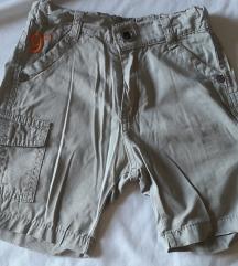 Kratke hlače 4 godine beige