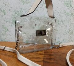 Mini prozirna torbica