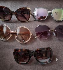 Lot sunčane naočale (nove)