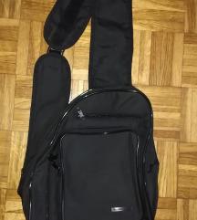 Unisex crna torba preko leda