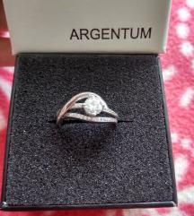 Argentum srebreni prsten