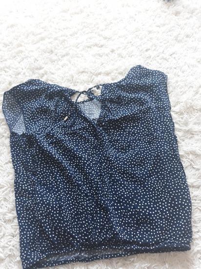 Točkasta bluzica