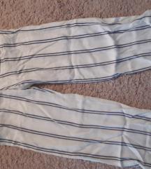 Zara široke dječije lanene hlače, 11-12