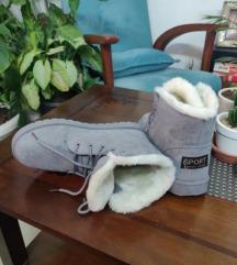 Nove sive čizme danas 70 kn