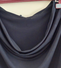 novo - crna haljina/tunika s pt