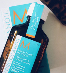 NOVO Moroccanoil Light (uklj pt)