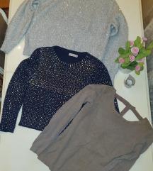Vesta pulover s/m
