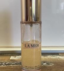 La Mer glowing body oil + testeri