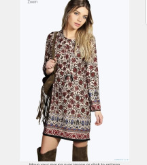 Boho haljina SNIŽENO 140kn