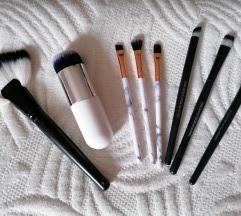 Četkice za šminkanje/pt uklj