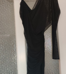 Zara nova asimetrična haljina